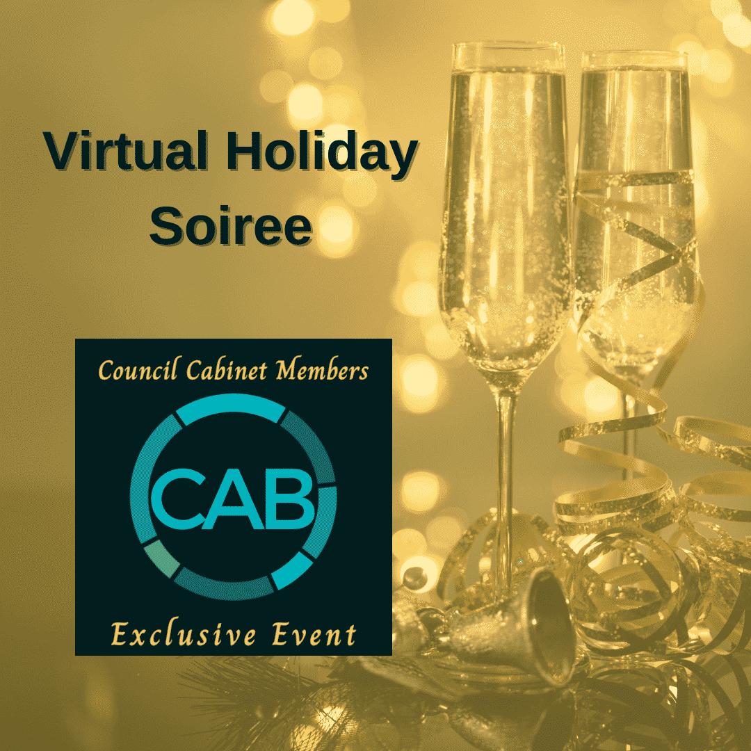 CAB Virtual Holiday Soiree