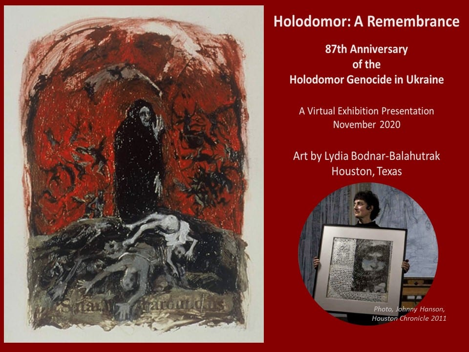Holodomor: A Remembrance