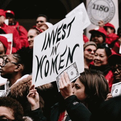 The Gender Gap Costs Us More Than We Think