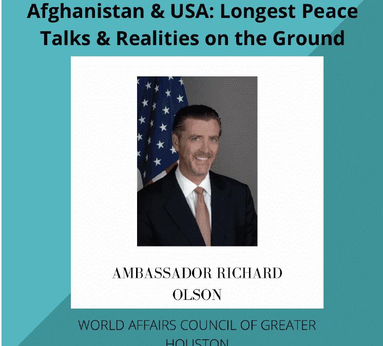 Afghanistan & USA