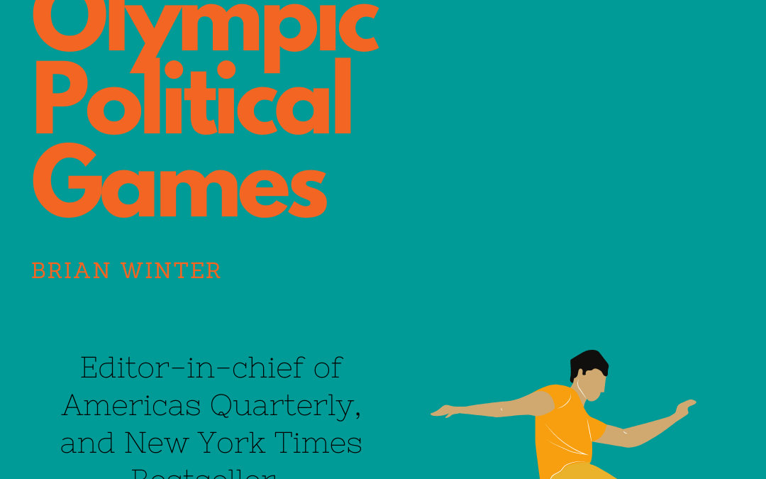 Rio's Post Olympic Political Games – Brian Winter