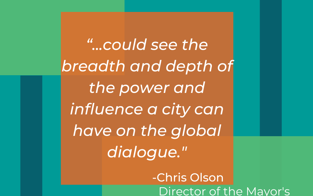 Houston Global Leaders of Influence 2020 – Dialogue with Chris Olson