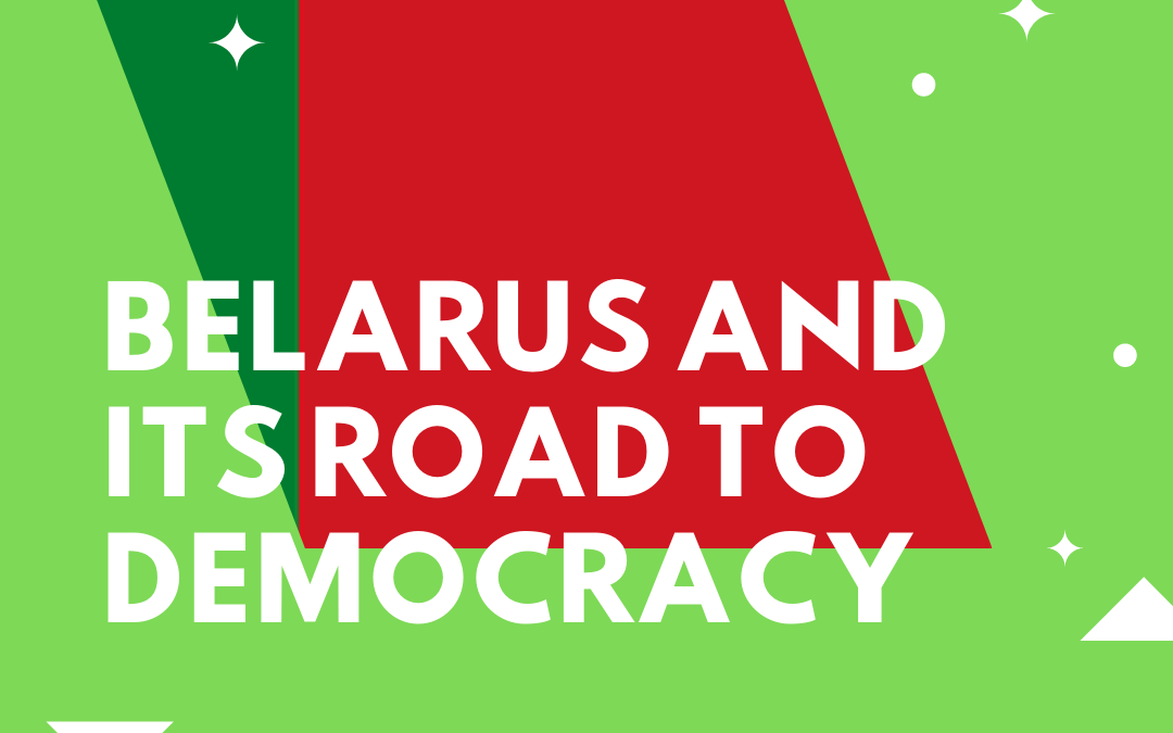 Houston Council Cabinet Round table – Belarus and its Road to Democracy