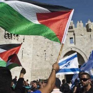palestine israel houston